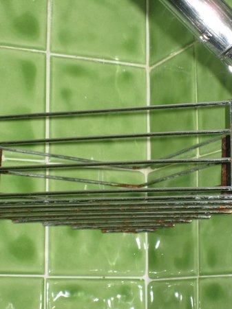 Imperium Suite Navona: Shower