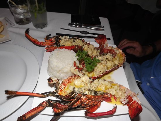 Chill Restaurant : lobster