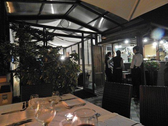 Ambasciatori Hotel: Dining Area