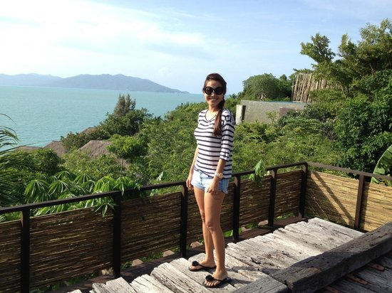 Six Senses Samui: View from Lobby