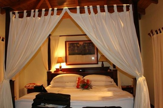 Hamanasi Adventure and Dive Resort: Bed Deluxe Treehouse #23