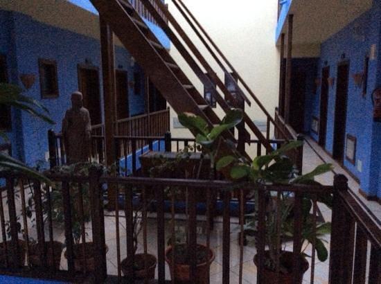 Hotel Aquamarina Suites THe Senses Collection : el segundo piso