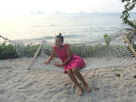 Conrad Koh Samui: Beach Area