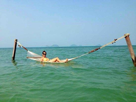 Conrad Koh Samui: Relaxing