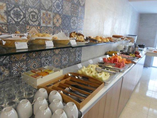 Dublê Hotel: Café da Manhã