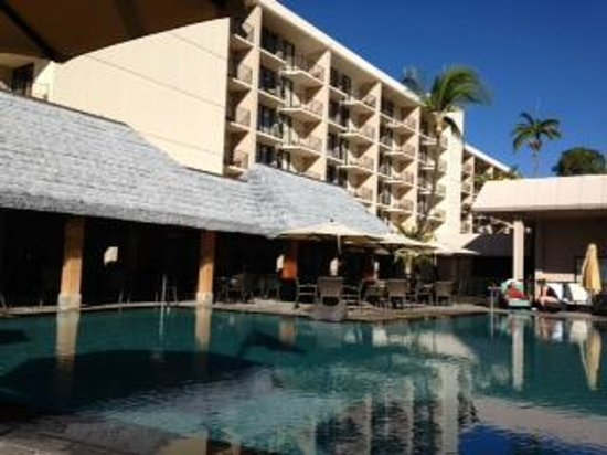 Courtyard by Marriott King Kamehameha's Kona Beach Hotel: pool