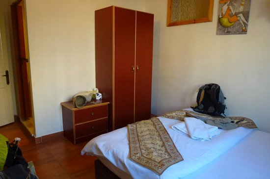 The Boutique Hotel Amman: room 6: double with private bath