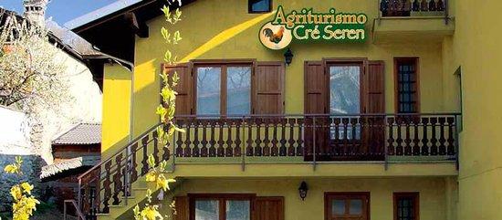 Agriturismo Cre' Seren: le camere del Crè Seren