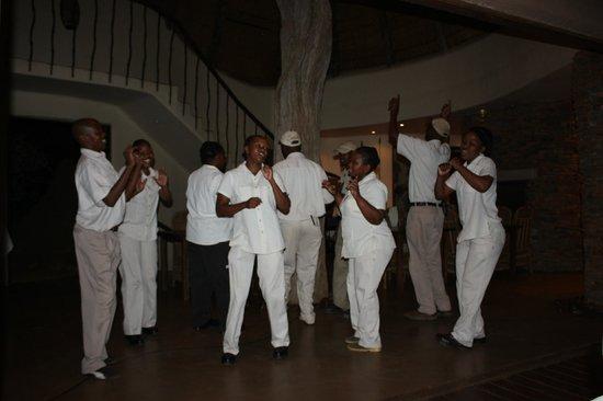 Sanctuary Makanyane Safari Lodge: Makanyane Staff