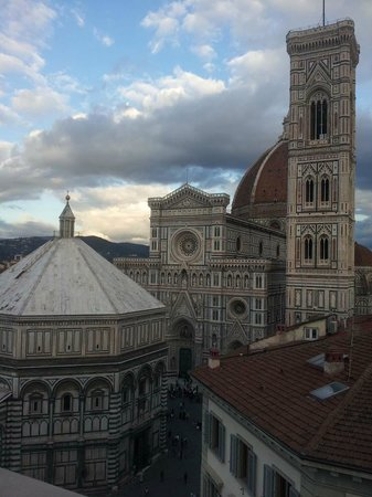 20161020_220805_large.jpg - Picture of Via Roma Suites, Florence ...