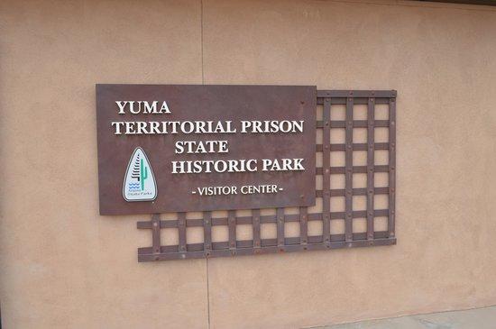 Yuma Territorial Prison State Historic Park: Yuma prison