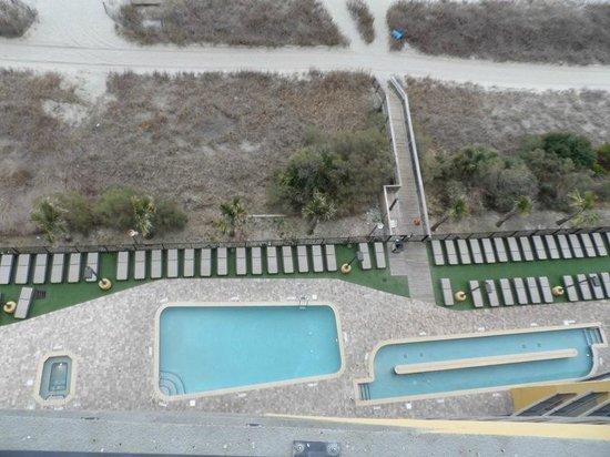 Anderson Ocean Club and Spa, Oceana Resorts: Great outdoor pools