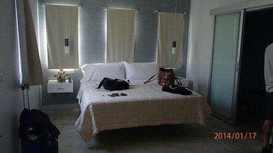 Tamarindo Bay Boutique Hotel: bed