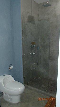 Tamarindo Bay Boutique Hotel: Bathroom