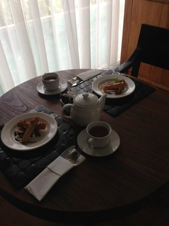 Javana Royal Villas: Afternoon Tea