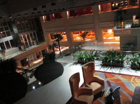 Pullman Guangzhou Baiyun Airport : ロビー