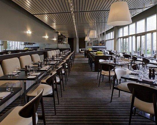 Hyatt Regency Santa Clara: CLARA_P043 Restaurant