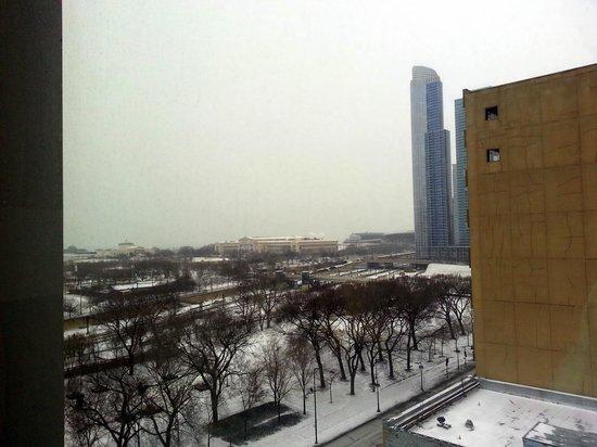 Chicago's Essex Inn: My view