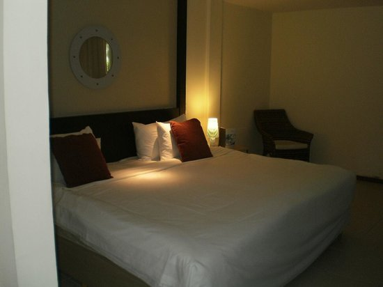 Pestana Bahia Lodge : Quarto