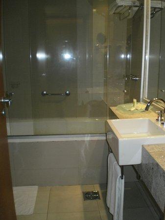Pestana Bahia Lodge : Banheiro