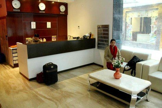 FabHotel Mohan International Paharganj: Reception