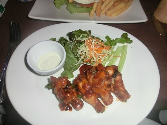 Horn Grill Steakhouse - Snacks