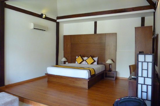 Arcadia Phu Quoc Resort: Our deluxe double suite