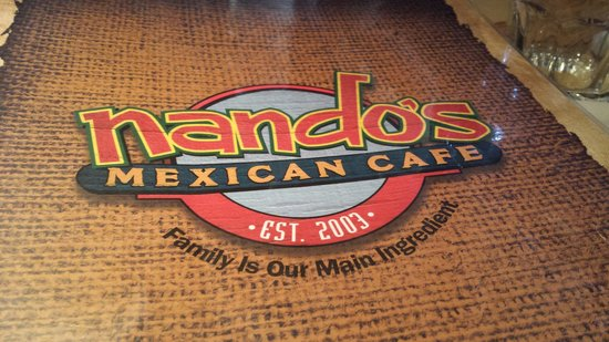 Nandos Mexican Cafe: :)