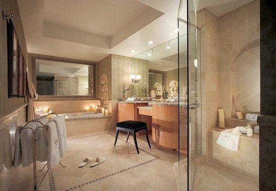 Acqualina Resort & Spa on the Beach: One-Bedroom Oceanfront Suite Bathroom
