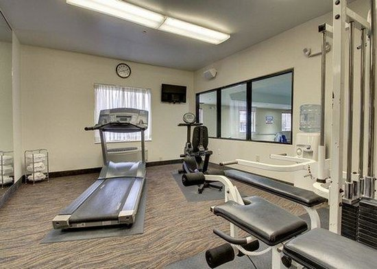 Sleep Inn & Suites Monticello: VAVAFitness Center