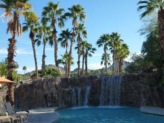 Pointe Hilton Squaw Peak Resort: Pool area