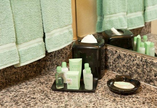 InterContinental Suites Hotel Cleveland: Guesthouse Bath Amenities