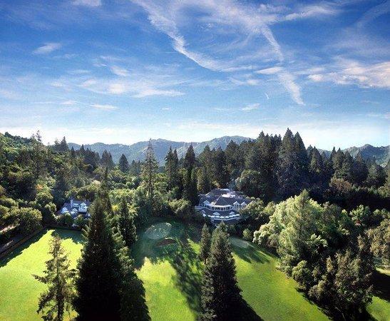 Star Hotels In St Helena California