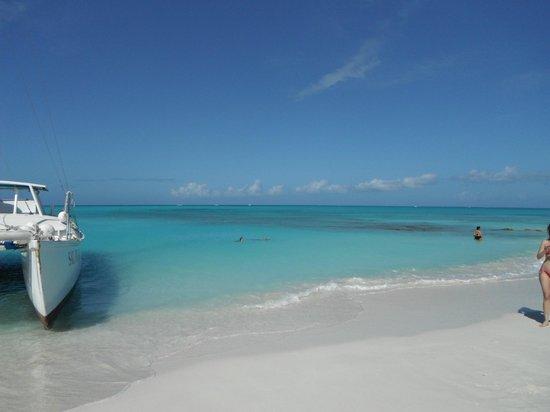 Club Med Turkoise, Turks & Caicos : Seul au monde