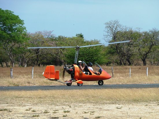 Fly with us Costa Rica : Gyrocopter