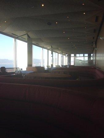 Grand Prince Hotel Hiroshima: 23階レストランでのモーニング。
