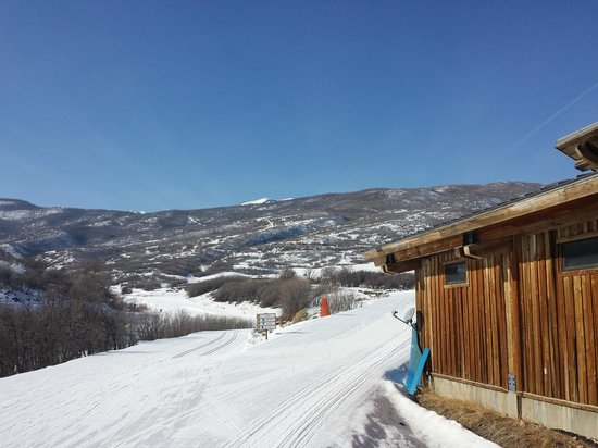 Soldier Hollow: From the main ski center