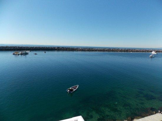 The Portofino Hotel & Marina, A Noble House Hotel : Balcony2