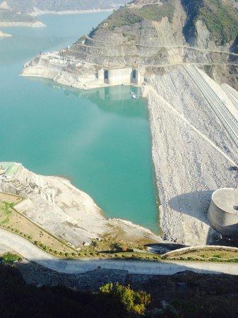 Club Mahindra Kanatal: Tehri Dam