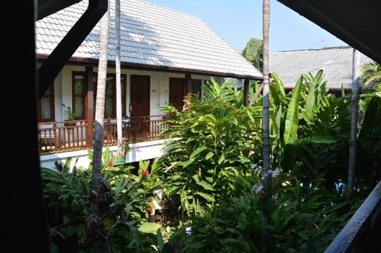 Shewe Wana Boutique Resort and Spa: Innenhof des Shewe Wana