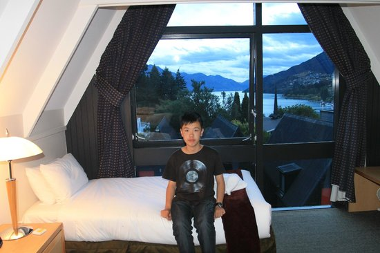 Heartland Hotel Queenstown: nice view