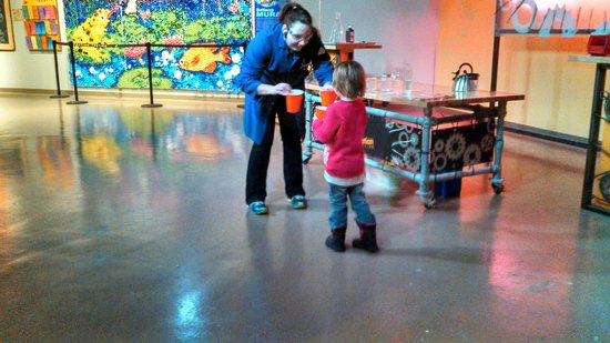 Imagination Station: interactive shows