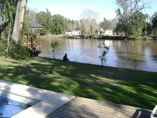 Reserva La Juana : Muelle