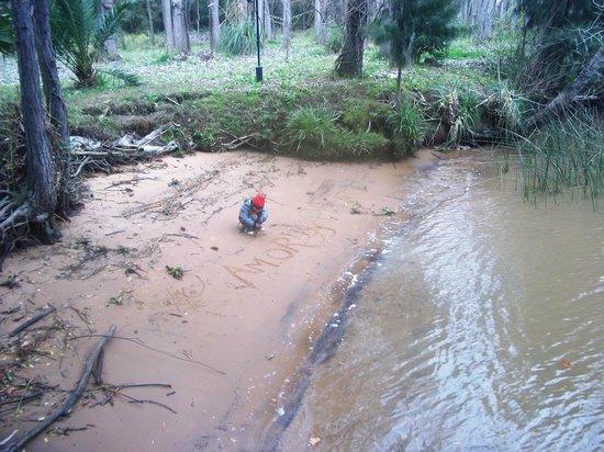 Reserva La Juana : Playita