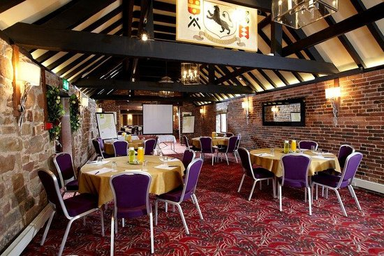 The Morley Hayes Hotel: Meeting Room - Sacheverell