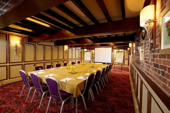 The Morley Hayes Hotel: Meeting Room - De Ferrers
