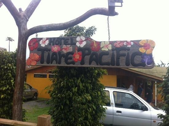 Hotel Tiare Pacific: tiare pacific