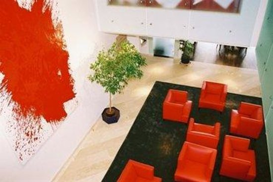 Seehotel Böck Brunn: Lobby