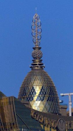 Grand Lisboa dome