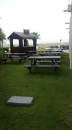 Crowne Plaza Abu Dhabi - Yas Island : open bar..
